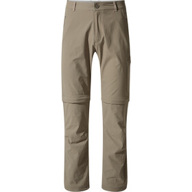 Craghoppers NosiLife Pro Pantalon convertible Homme, pebble